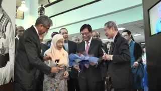 Opening of Yusof Ishak Exhibition @ ISEAS Library