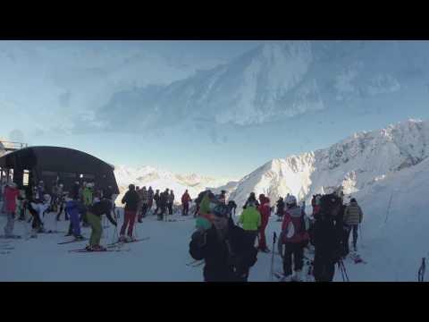 Grands Montets Chamonix 2016