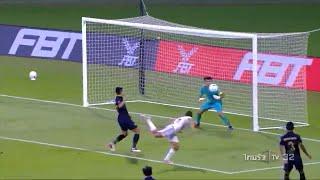 ไฮไลท์ฟุตบอลโลกรอบคัดเลือก 2022 | ทีมชาติสหรัฐอาหรับเอมิเรตส์ vs ทีมชาติไทย
