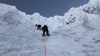 Альпамайо. Путь к вершине. . Alpamayo. Summit day. thumbnail