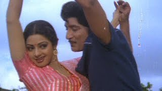 Kode Trachu Movie Songs - Goruvecha Chandamama Song - Sridevi, Sobhan Babu, Chakravarthy