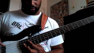 Tasha Cobbs Bass Lesson: Break Every Chain