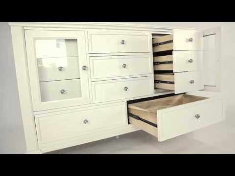 Sandy Beach Dresser From Coaster Furniture