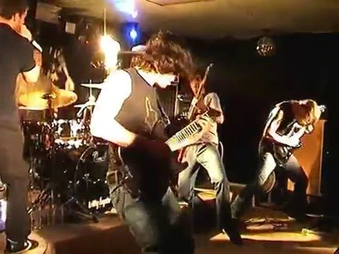 The Dillinger Escape Plan -  Green Room Canberra April 2004