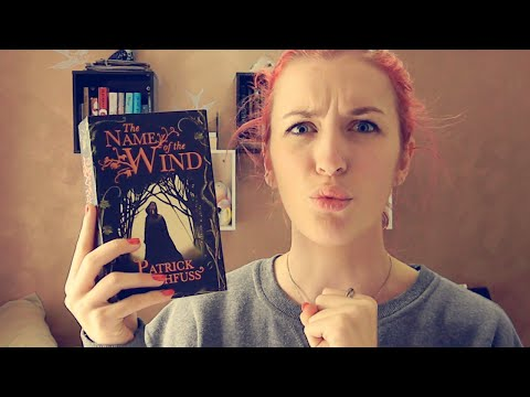THE NAME OF THE WIND by Patrick Rothfuss | BOOK REVIEW