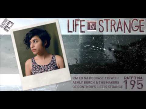 Rated NA 195 - Ashly Burch (Life is Strange)