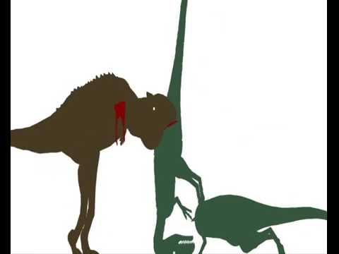 PBA: guanlong x2 vs carnotaurus