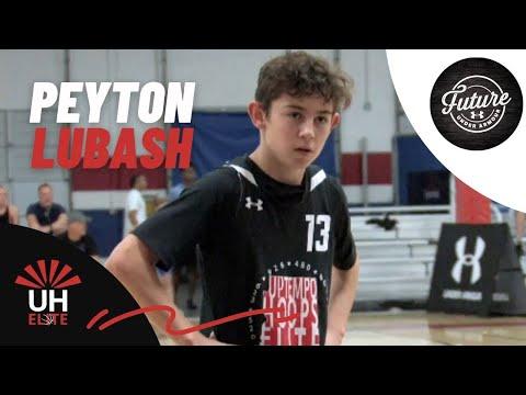 Peyton Lubash 7th UA Future Highlights - UH Elite