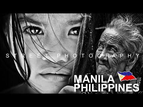 STRANGERS   A Filipino Street Photography   Black & White   MANILA, PHILIPPINES   #001