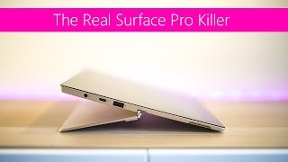 Lenovo Miix 720 2 in 1 The Real Surface Pro Killer? Is it the Best 2 in 1? 12IKB Kaby Lake