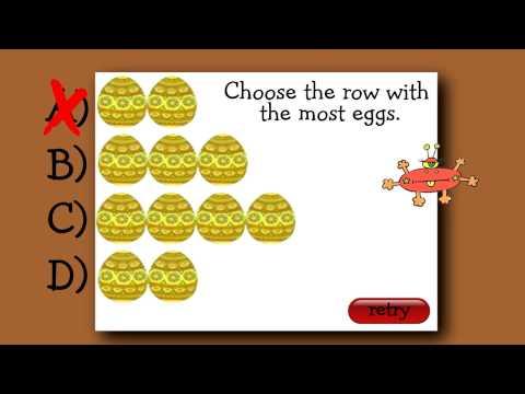 Interactive Practice Question For ITBS Kindergarten Level