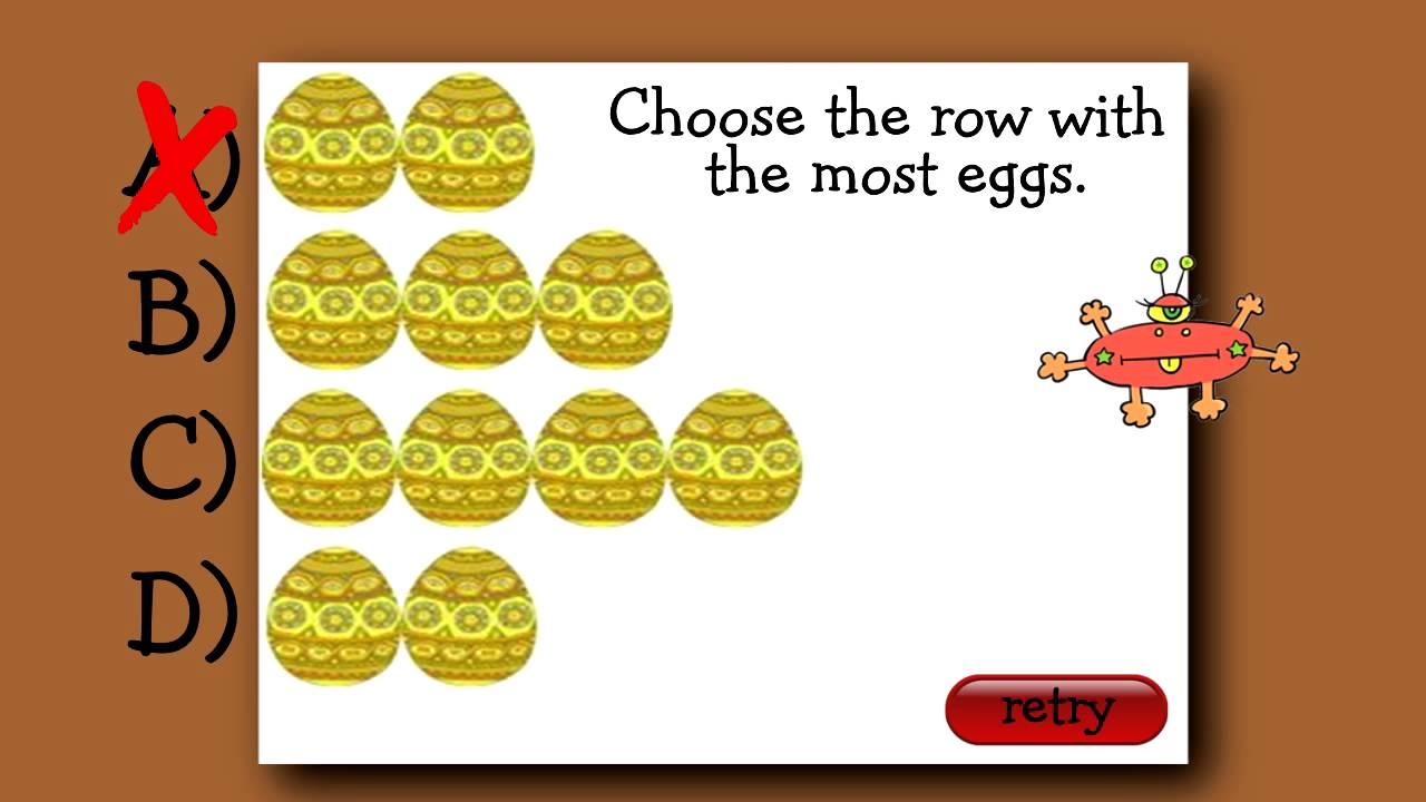 Interactive Practice Question For Itbs Kindergarten Level Youtube