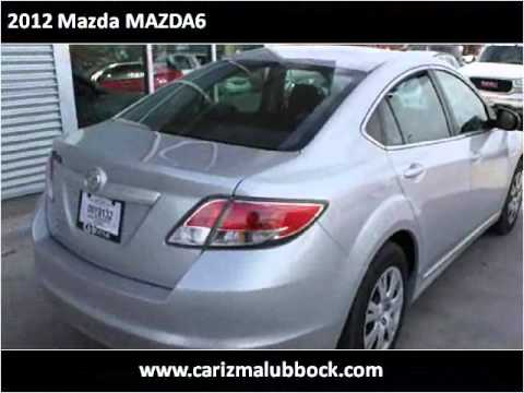 2012 mazda mazda6 used cars lubbock tx youtube for Carizma motors lubbock tx