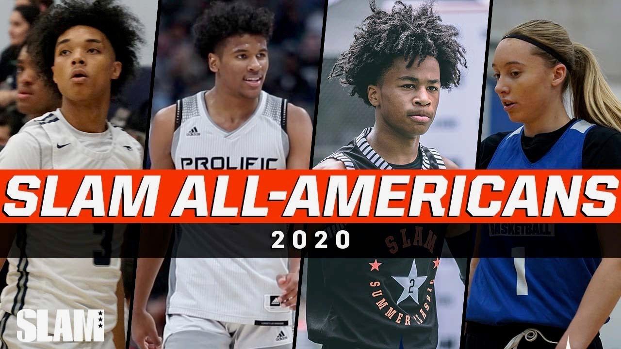 2020 SLAM All-Americans! Jalen Green, Sharife Cooper + MORE