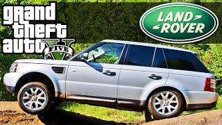GTA 5 Carro Range Rover Sport - MOD
