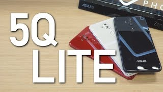 Asus ZenFone 5 Lite Hands-On: How do you say