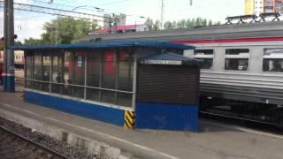 Поезд №233 Екатеринбург-Адлер