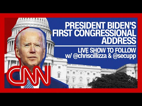 WATCH LIVE: President Biden addresses the nation in joint session of Congress