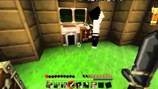 Minecraft - IL MEGAGALATTICO LET'S PLAY - Episodio 2 - Rifacciamo la casetta...