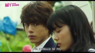 Скачать My Love Story Live Action Official Trailer In Cinemas 25 Feb 2016