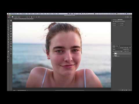 Photoshop 2018 - Bereichs-Reparatur-Pinsel LAG Workaround