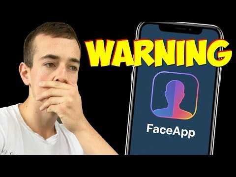 DO NOT Use FaceApp (here's why...)