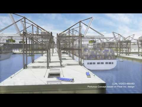 Portunus: Secure Offshore Transshipment Ports