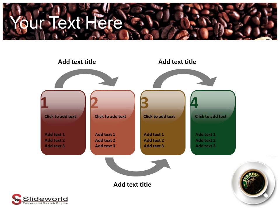 starbucks coffee powerpoint presentation templates - youtube, Modern powerpoint