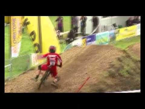 Josh Bryceland Pedal Slip Slow Motion