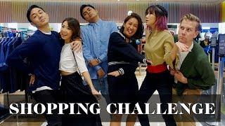 The Trio x Blogger Jowas Shopping Challenge | Laureen Uy