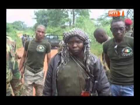 Portrait deAmadé Ouérémi, le chef de milice qui occupait la forêt classée du mont Péko