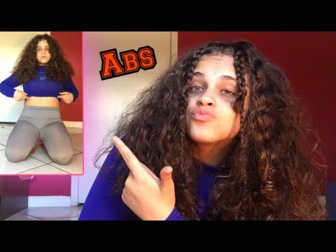 8 minute Ab workout/join me!!🔥🤭