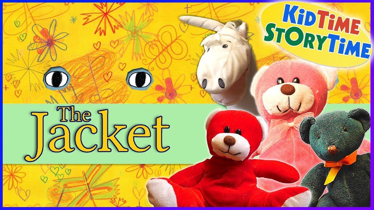 The Jacket Kids Books Read Aloud Youtube