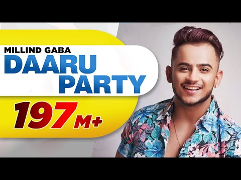 DARU PARTY song lyrics
