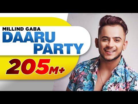 Daaru Party (Full Song) | Millind Gaba | Latest Punjabi Songs 2015 | Speed Records