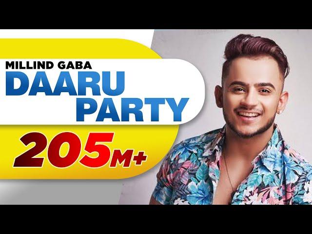 Daaru Party (Full Song) | Millind Gaba | Latest Punjabi Songs 2015 | Speed Records #1