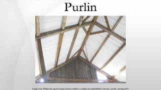 Purlin