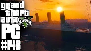 EISBERG VORAUS: RMS TITANIC in GTA 5 [MOD]