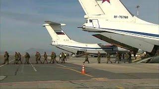 Возвращение войск из Сирии