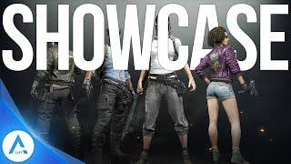 PUBG Xbox: PTS New Cosmetic & Weapon Skin Showcase!