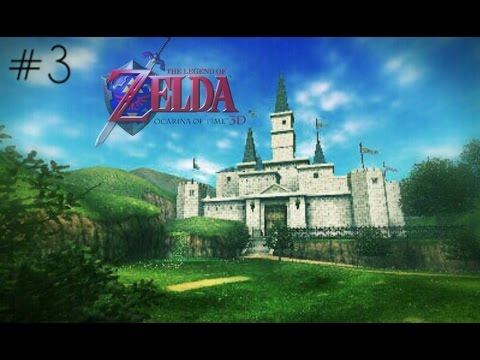 how to get to hyrule castle in ocarina of time