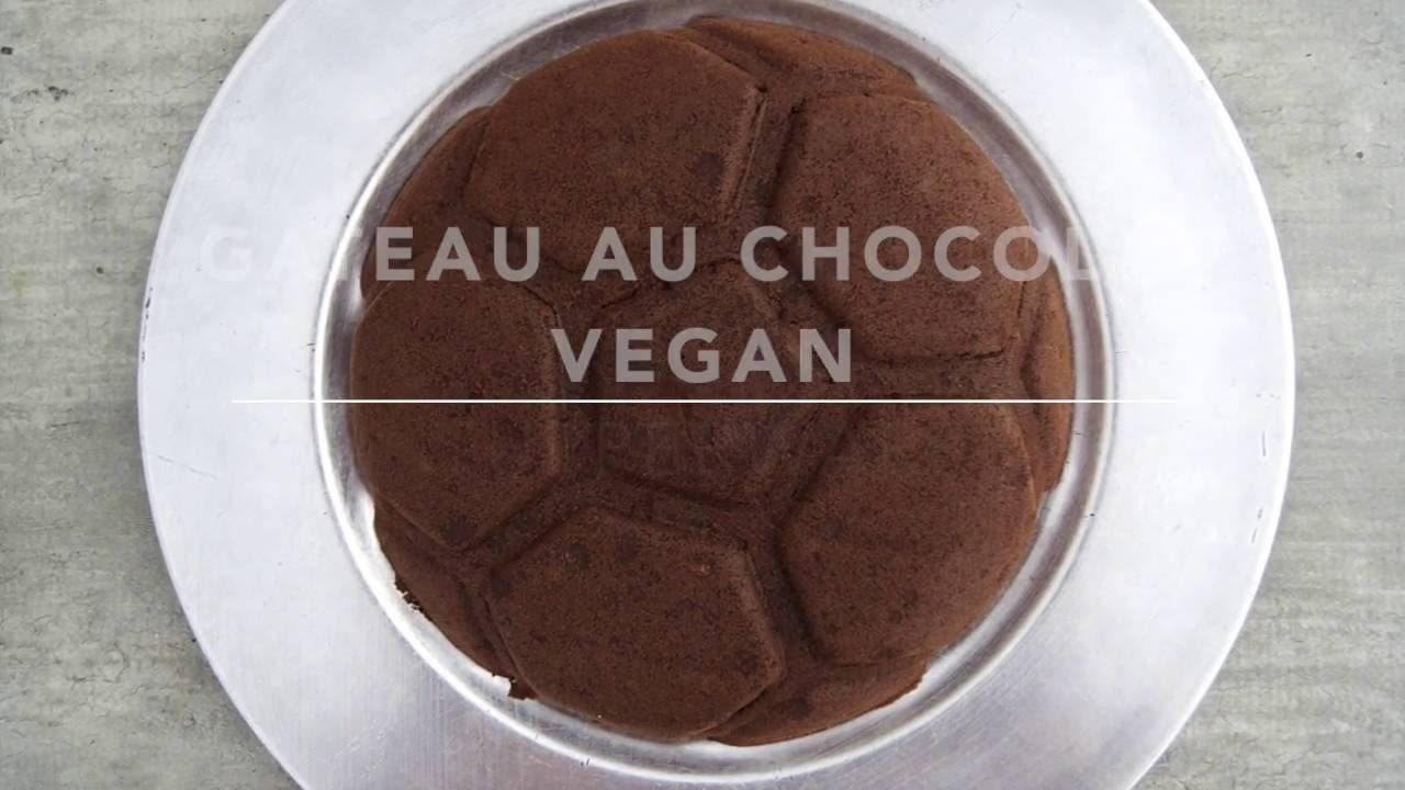 Recette Tupperware Gateau Au Chocolat Vegan Youtube