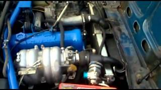 ВАЗ 2107 турбо ( с компрессором)