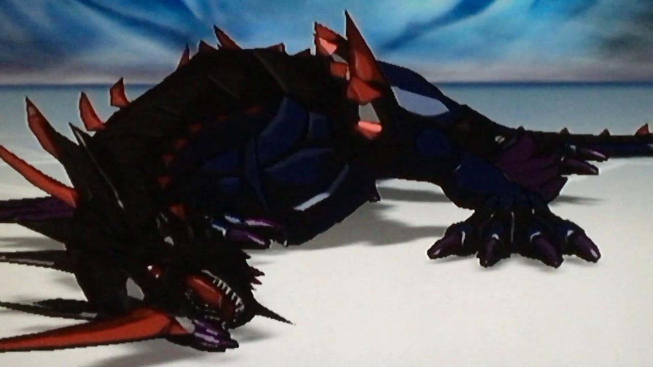 Bakugan Dragonoid Vs Hydranoid