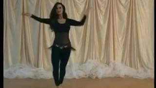 Обучение восточным танцам часть 2