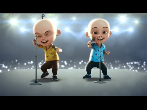 Upin dan Ipin Hang pi mana?  (official music video)