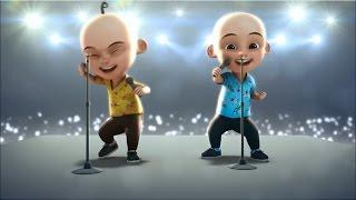 upin dan ipin hang pi mana? official music video
