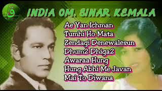 INDIA A. KADIR DAN IDA LAILA (OM. SINAR KEMALA)