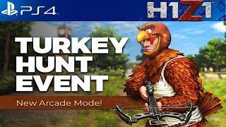 H1Z1 PS4 UPDATE! NEW ARCADE MODE! BATTLEPASS FIX! MATCHMAKING CHANGES!! H1Z1 PS4 SEASON 2 NEWS