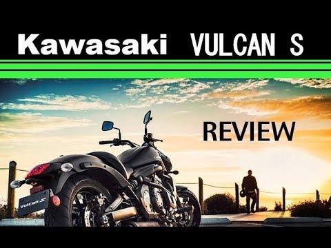 Kawasaki Vulcan S 650 Review
